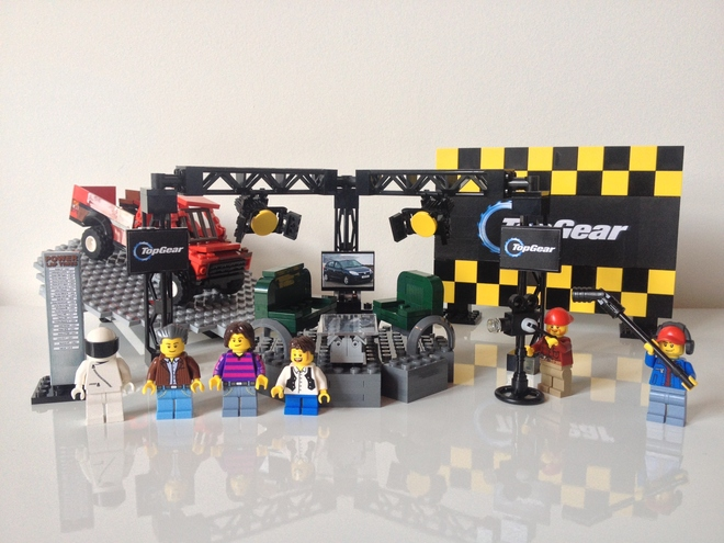 LEGO Top Gear UK