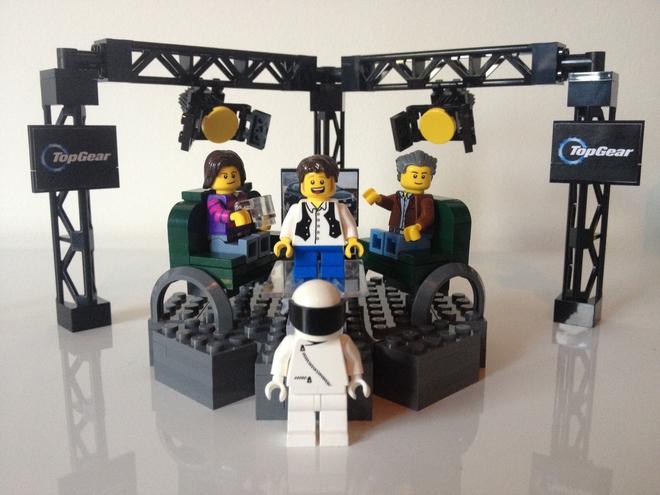 Die Top Gear Crew