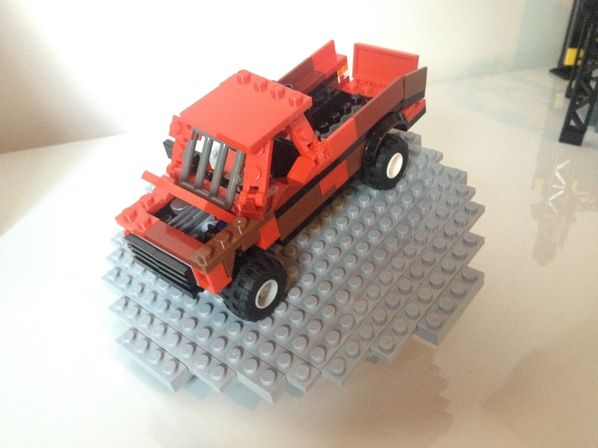 Der legendäre Toyota Hilux
